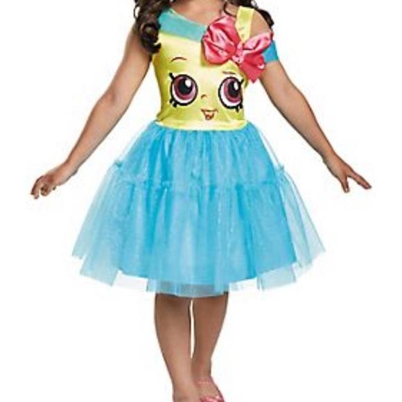 Shopkins Girls Cupcake Queen Halloween Costume